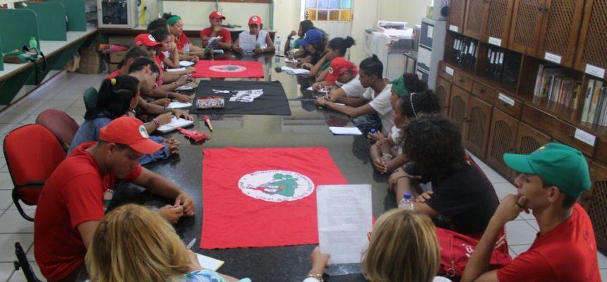 No PA, juventude Sem Terra realiza jornada por educação