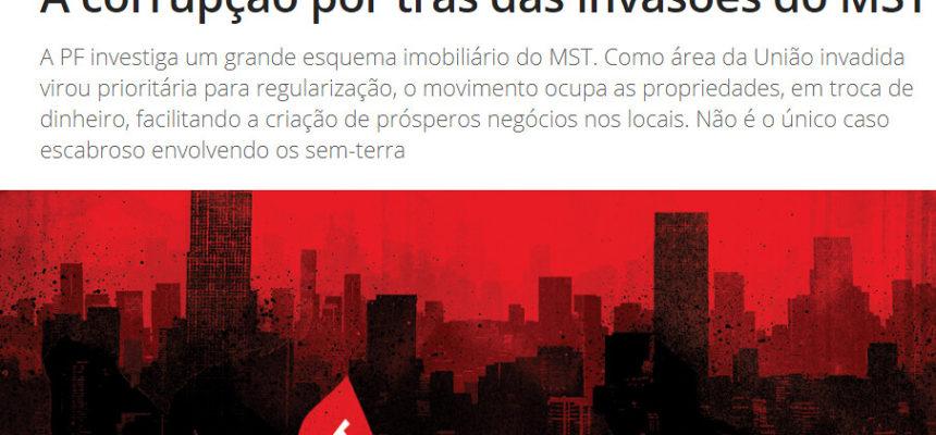 MST aponta mentiras em reportagem publicada pela revista IstoÉ