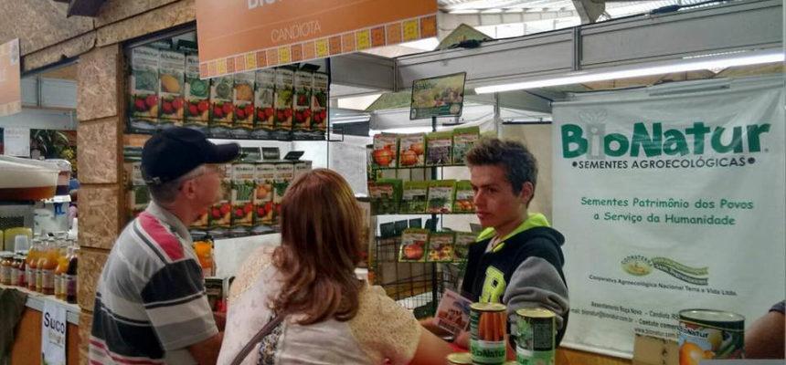 Produtos de Assentamentos são expostos em Feira da Agricultura Familiar