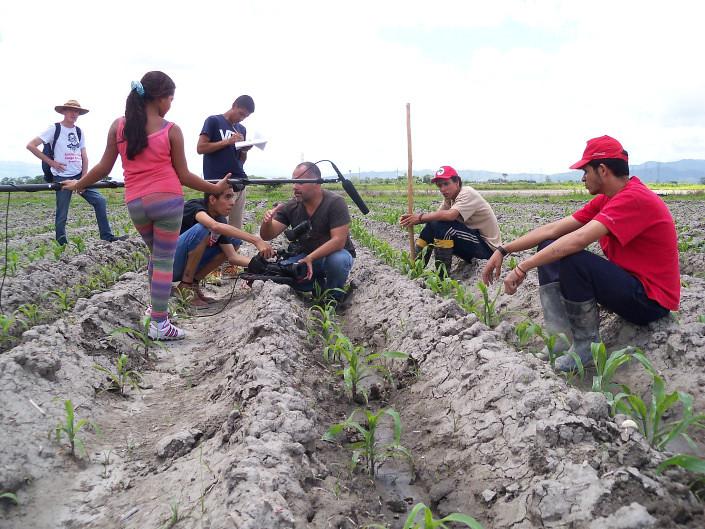 Curta metragem produzido na Venezuela discute a relação do camponês com a terra