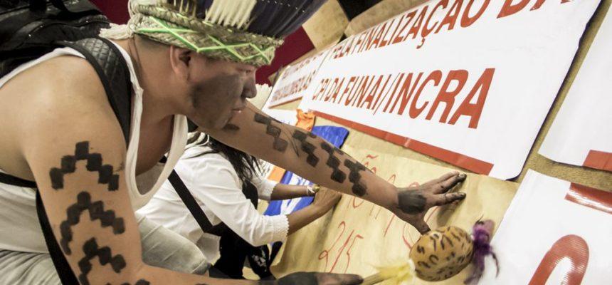 Cimi denuncia que CPI beneficiou ataque ruralista contra direitos dos povos dos campos