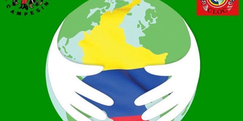 CLOC e Via Campesina realizam missão de solidariedade com o Campesinato Colombiano
