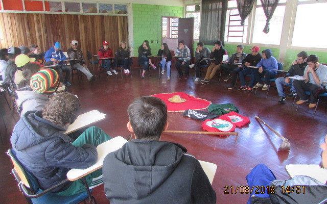 Rio Grande do Sul recebe Jornada Nacional da Juventude Sem Terra