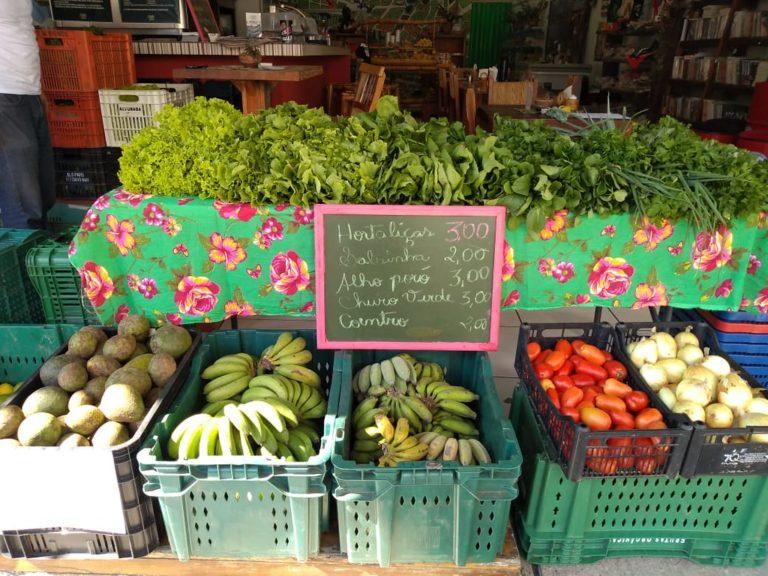 Armazém do Campo-SP realiza feira de alimentos orgânicos a preço de custo