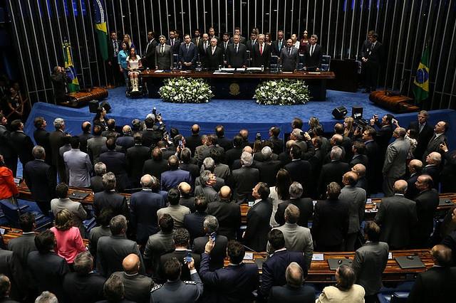 senadores aprovam MP do setor agrícola