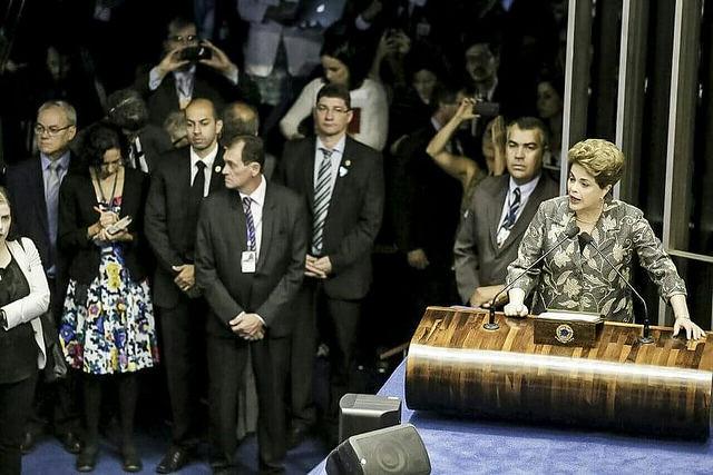 diz Dilma em sua defesa