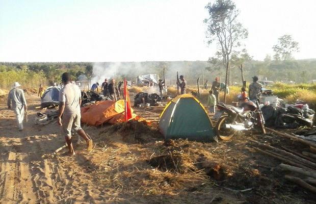Mais de 400 famílias sofrem ameaça de despejo em Jaciara (MT)