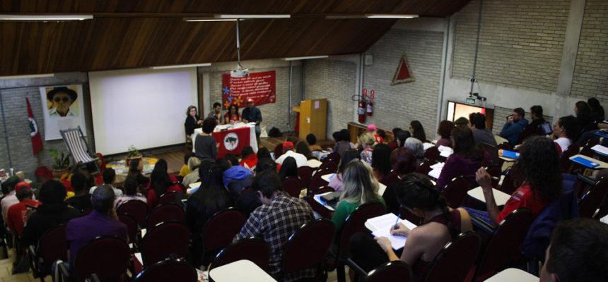MST realiza seminário para discutir a Literatura nos Processos de Formação