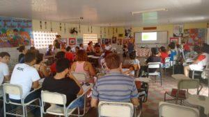 Escola Florestan Fernandes Nordeste recebe curso de Realidade Brasileira