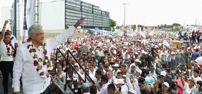 Com um governo à esquerda, México tem a chance de reverter índices de violência