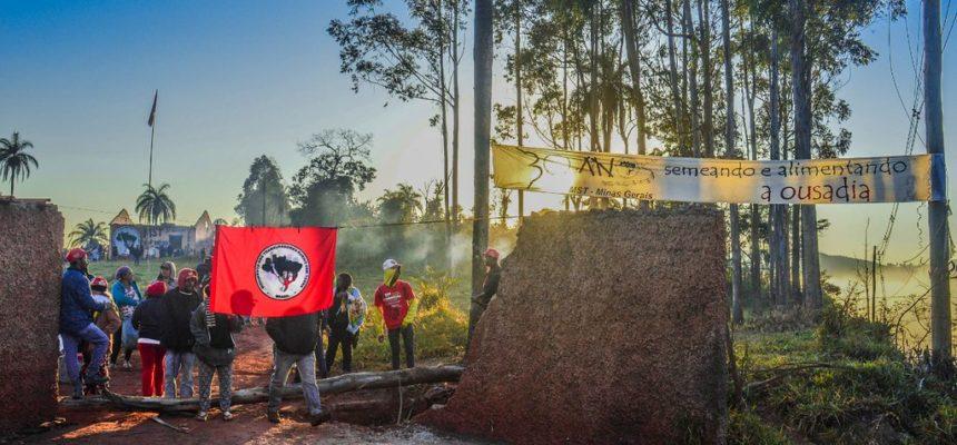 Sem Terra ocupam a quarta fazenda de Eike Batista no entorno de Belo Horizonte-MG