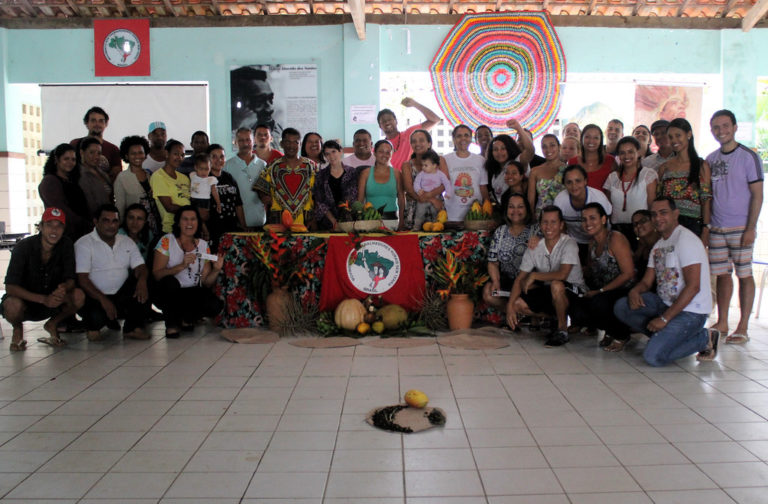 MST realiza Encontro de Educadores na região Sul da Bahia