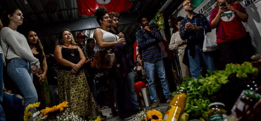 A resistência do comércio agroecológico no coração da Lapa carioca