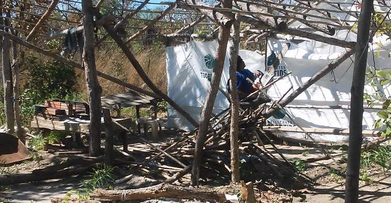 Famílias Sem Terra sofrem despejo  em Tocantins