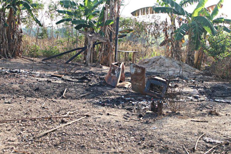 Jagunços atacam acampamento no Pará