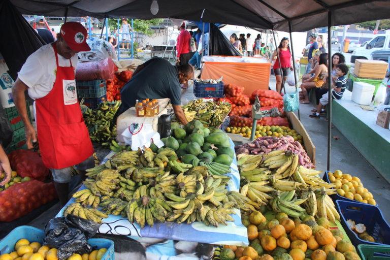 MST comercializa mais de 400 toneladas de alimentos durante Feira em Maceió