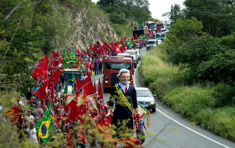 Caravana Semiárido Contra a Fome é anunciada durante Marcha Lula Livre