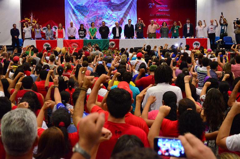 MST realiza o 18º Encontro de Educadores e Educadoras da Reforma Agrária na Bahia