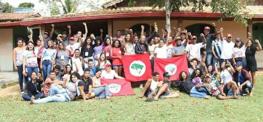 Na Bahia, Juventude Sem Terra realiza oficina de comunicação popular