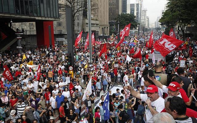 Centrais promovem dia de mobilização nacional na quinta (22)