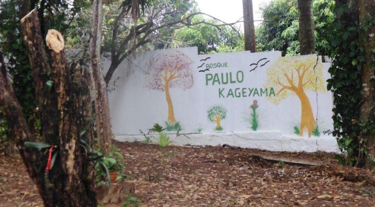 Paulo Kageyama é homenageado pelo MST na Escola Florestan Fernandes