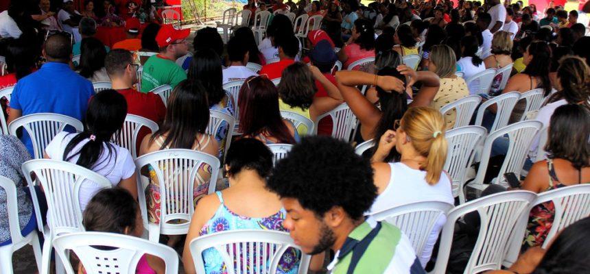 Educadores se posicionam contra as formas de opressão e em defesa da agroecologia
