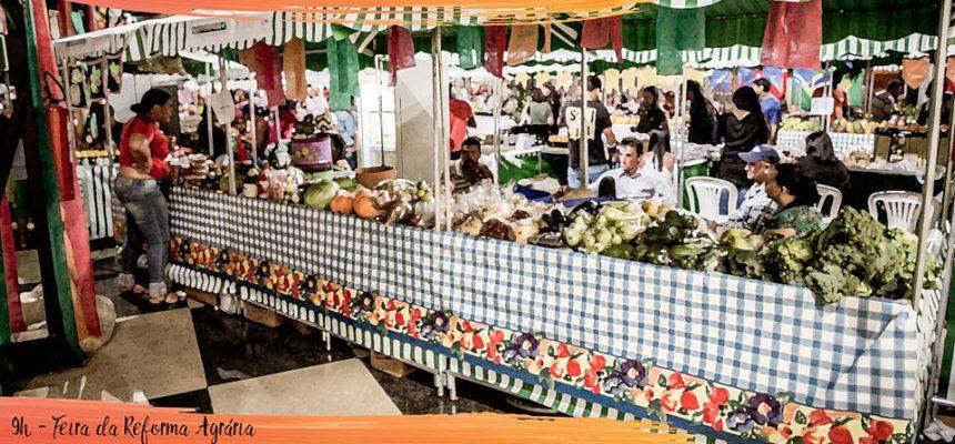 Fortaleza recebe I Feira Cultural da Reforma Agrária