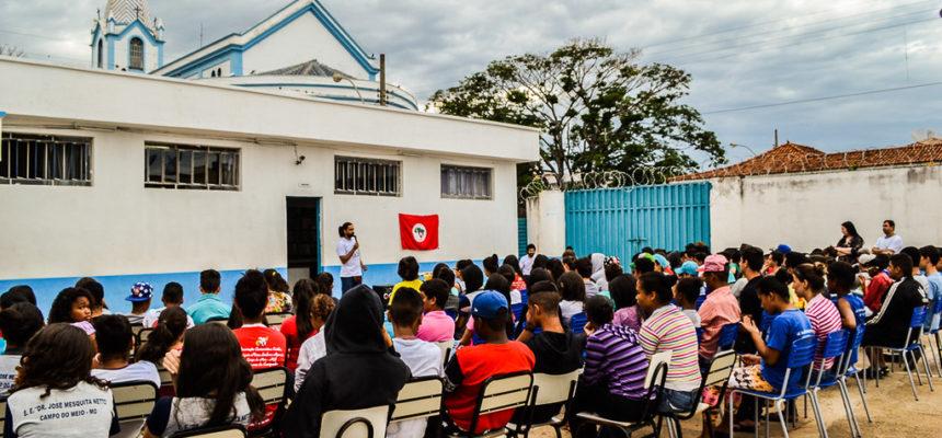 Debate sobre alimentação saudável envolve mais de 500 estudantes no Sul de Minas