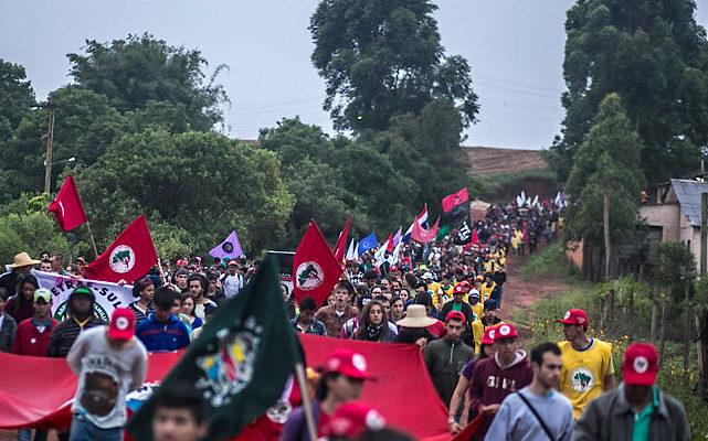Juventude da Via Campesina denuncia o golpe na educação