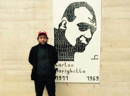 Eryk Rocha visita a Escola Nacional Florestan Fernandes