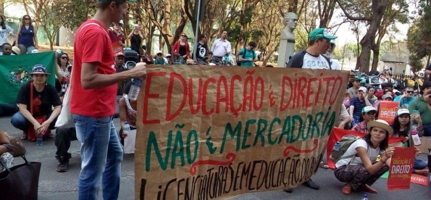 VI Seminário Nacional das Licenciaturas em Educação do Campo denuncia governo Temer