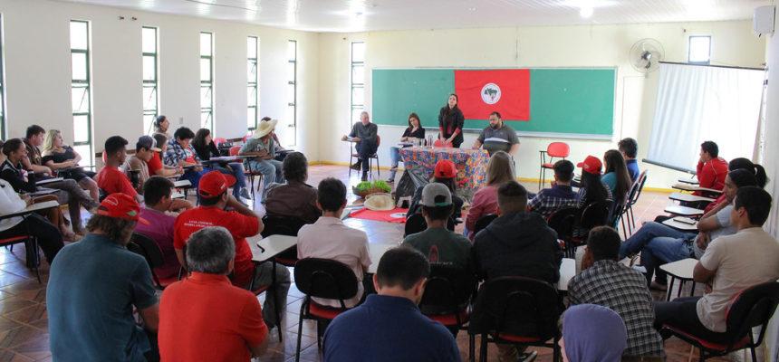 MST inaugura Telecentro Sepé Tiaraju no Rio Grande do Sul
