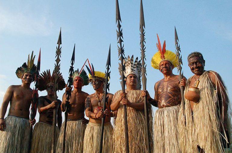 """indígenas estão perdendo direitos para elite econômica e política"""""""