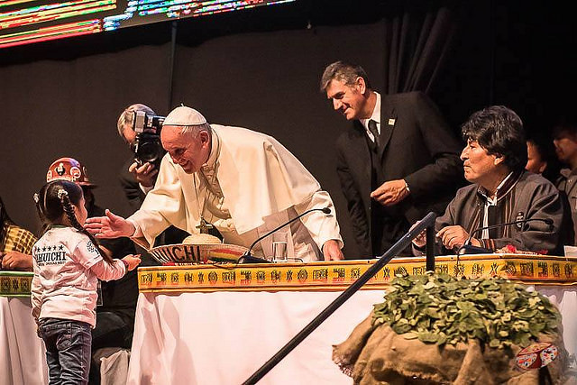 Papa se reunirá com movimentos populares para discutir agenda social