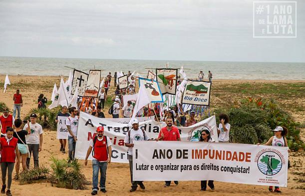 MAB divulga carta para a sociedade brasileira e internacional sobre Mariana
