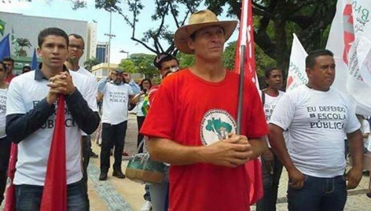 Militante do MST recebe visita do Comitê de Direitos Humanos na prisão
