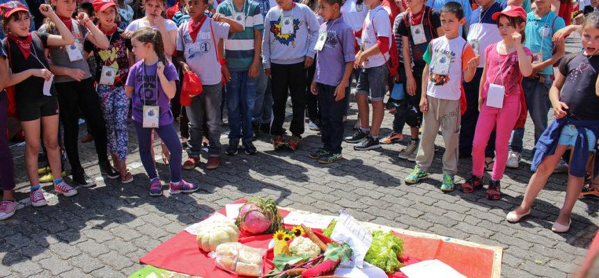 Sem Terrinhas se mobilizam em defesa da alimentação saudável no RS