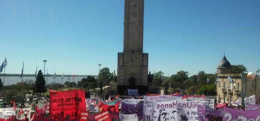 70 mil mulheres participaram do 31º Encontro Nacional de Mulheres, na Argentina