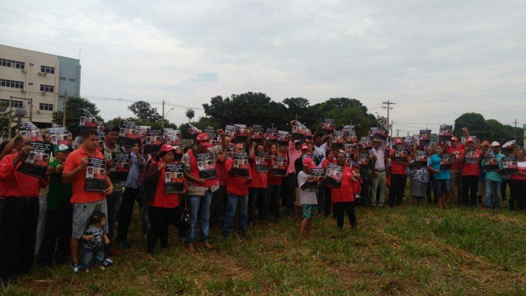 Vigília reúne cerca de 700 pessoas em nove cidades goianas
