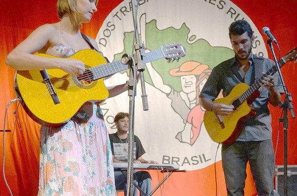 Festival da Cultura Campesina movimenta Campo do Meio