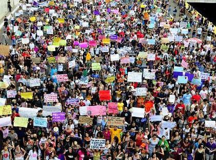 Movimentos Populares se posicionam contra o avanço neoliberal na América Latina