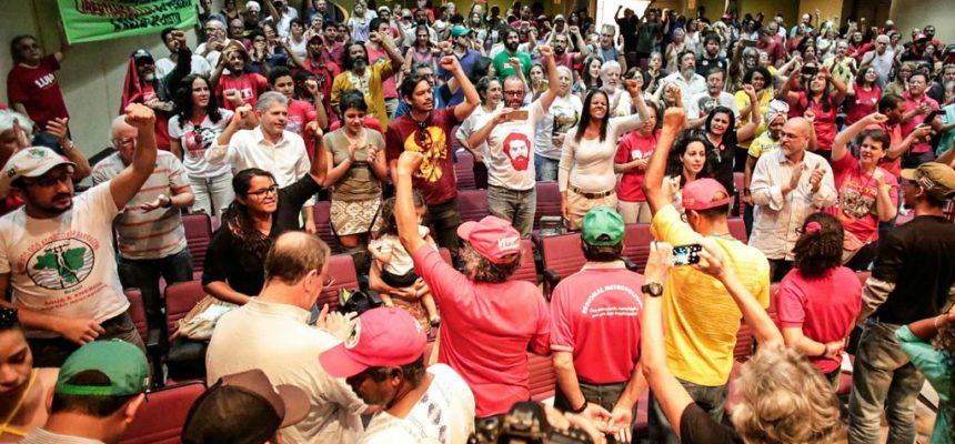 Com certeza de dever cumprido, ativistas encerram greve de fome
