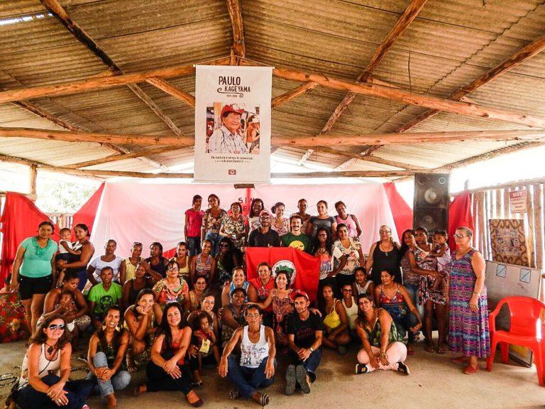 Campanha pretende zerar o analfabetismo em 11 assentamentos do MST na Bahia