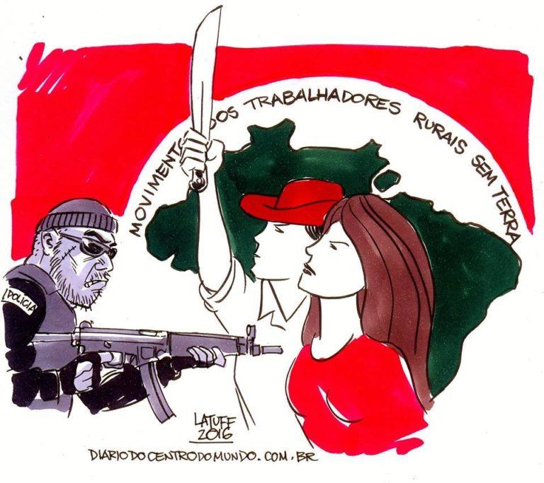 Artigo: Lutar no Brasil: crime e castigo