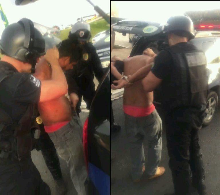 Militante do MST continua preso após repressão militar aos protestos de Brasília