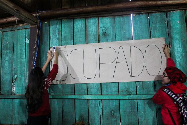 Juventude Sem Terra realiza  ocupações em escolas nos assentamentos do Paraná