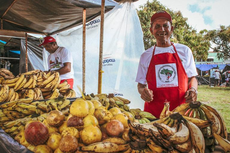 Mais de 250 feirantes participam da  19ª Feira da Reforma Agrária em Maceió