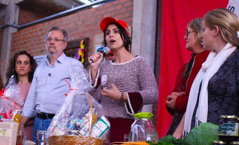 candidatos reforçam comprometimento com a Reforma Agrária Popular