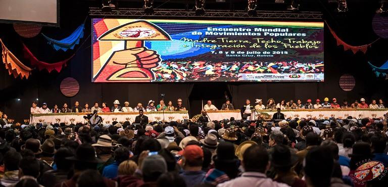 João Pedro Stédile comenta encontro dos movimentos populares com Papa Francisco