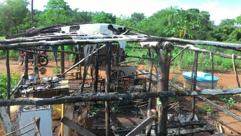Acampamento do MST é atacado por eleitores de Bolsonaro no Mato Grosso do Sul